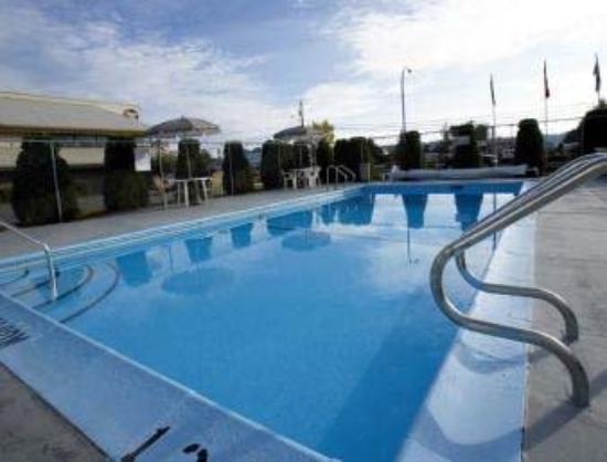 Travelodge Courtenay BC: Recreational Facility
