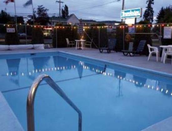 Travelodge Courtenay BC : Recreational Facility