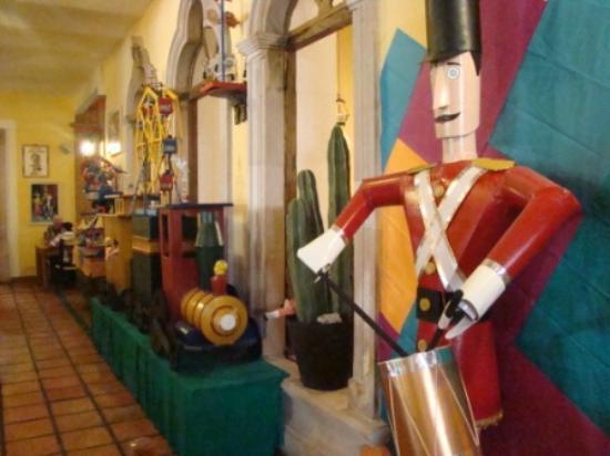 La Mestiza: Exposición de juguetes mexicanos ( abril y mayo)