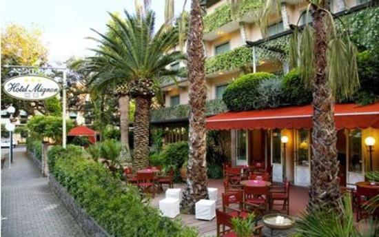 Hotel Mignon: Esterno