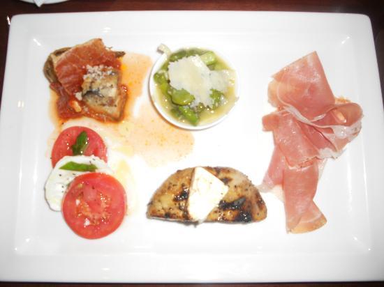 Galileo Buona Cucina : Entree - Tasting Plate