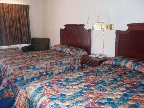 Rodeway Inn & Suites Fort Jackson: Guest Room