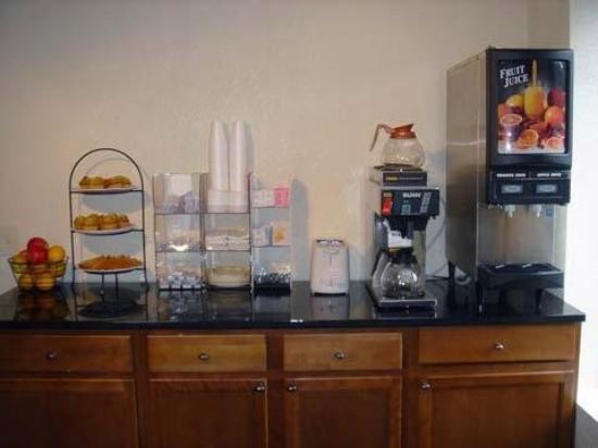Rodeway Inn & Suites Fort Jackson: Restaurant