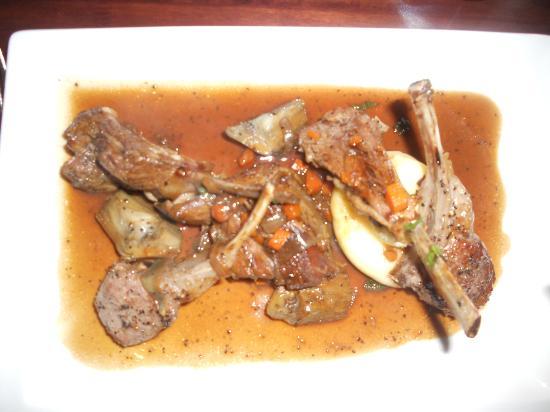 Galileo Buona Cucina: Lamb Romano style