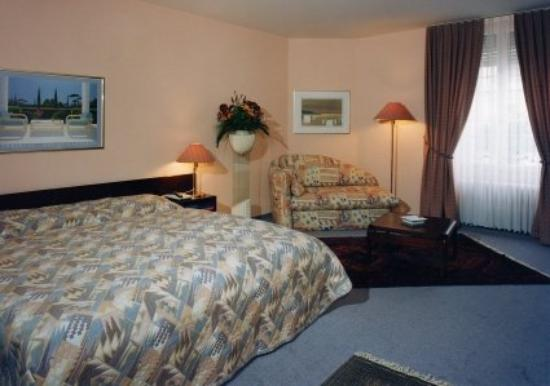 Capitole Hotel: Guest room
