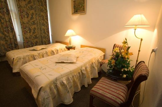 Hotel Union Belgrade: Twin Bed Room