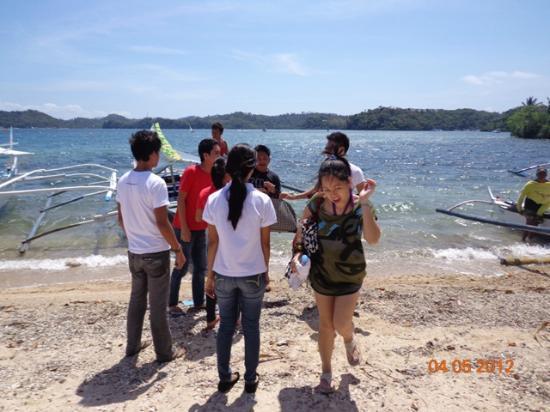 Sandbar Boquete Beach Club: reception