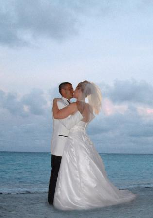 IFA Villas Bavaro Resort & Spa: Wedding At The Beach