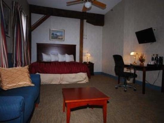 Heritage Inn: Guest room