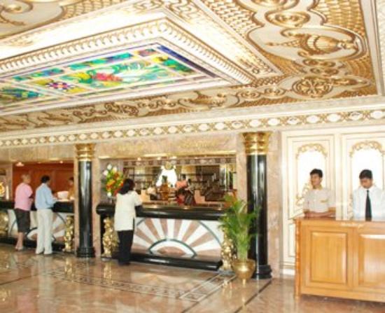 Ramoji Film City Hotel Sitara: Reception
