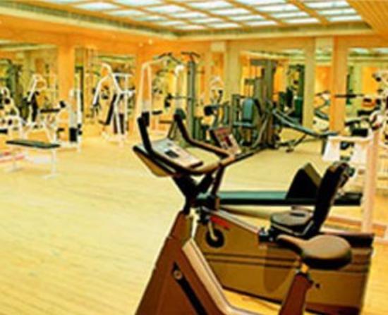 Ramoji Film City Hotel Sitara: Gym