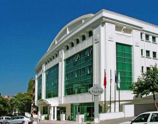 Ankara Plaza Hotel : Exterior