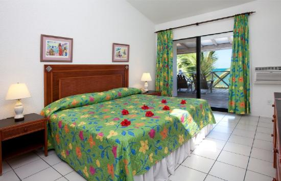 Coconut Beach Club: Suite Bedroom