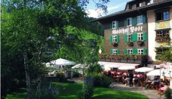 Gasthof Post Hotel : Exterior