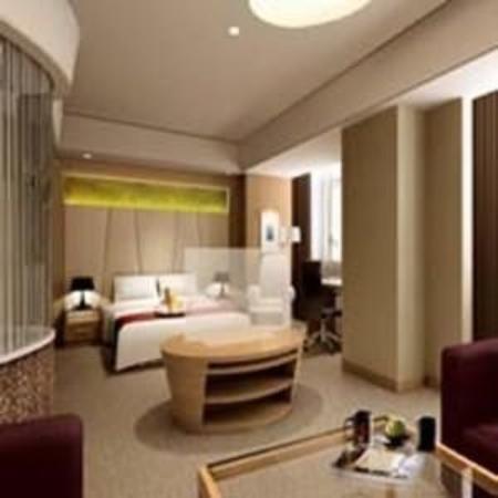 Grand Metropark Hotel Suzhou: Guest Room