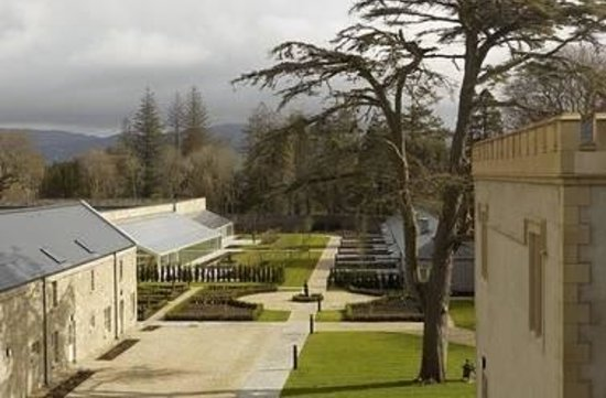 Lough Eske Castle, a Solis Hotel & Spa: Garden View