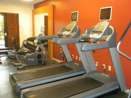 Hilton Garden Inn Sacramento Elk Grove: Workout Room