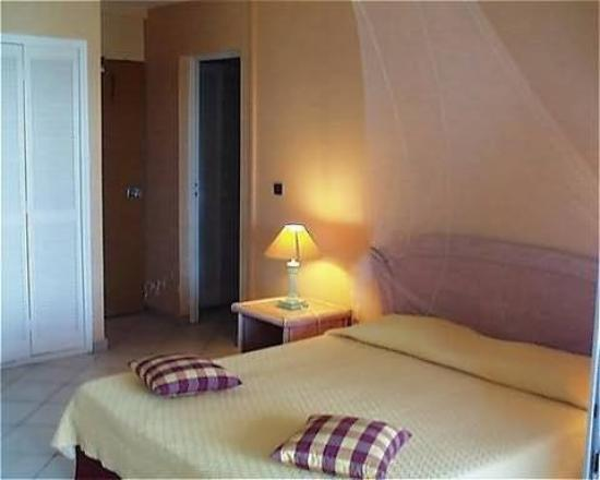 Hotel Au Pavillion Beach: Guest Room