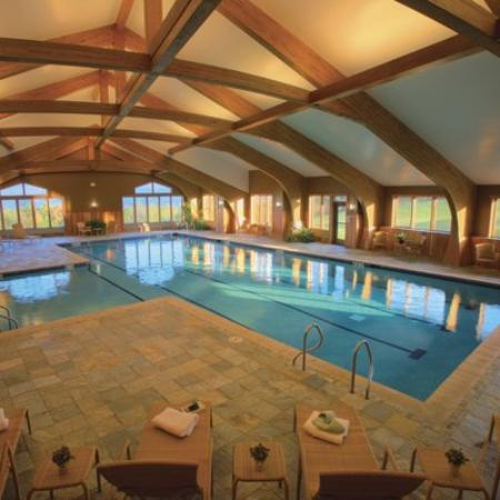 Trapp Family Lodge: Indoor Pool