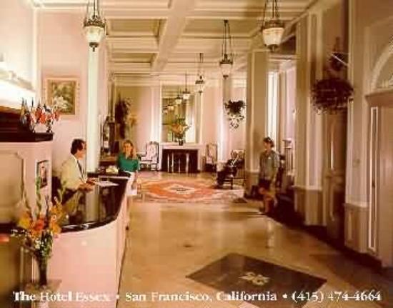 Essex Hotel: Interior
