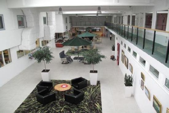 Hotel Kvarntorget: Lobby
