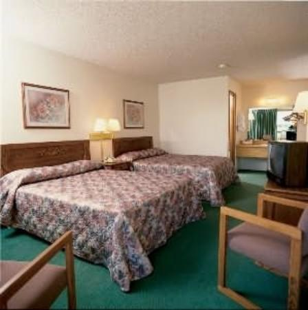 Lakeview Inn by Silver Dollar City: Guest Room