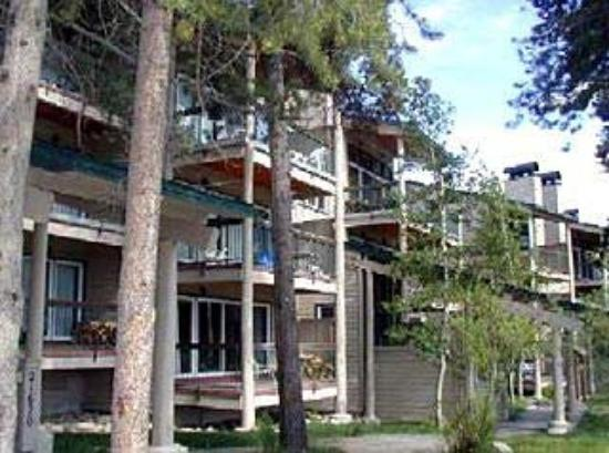 Forest Condominiums: Exterior