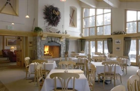 The Inn at Solitude: St. Bernard's Restaurant
