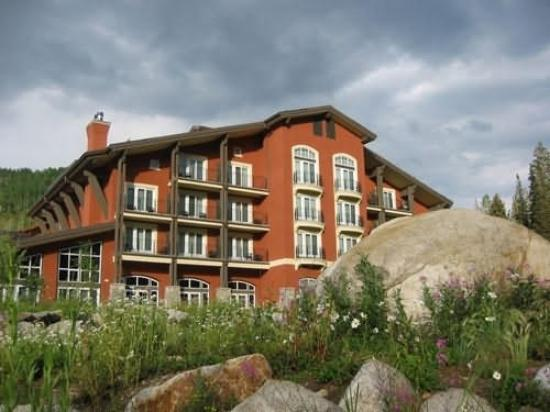 The Inn at Solitude: Exterior