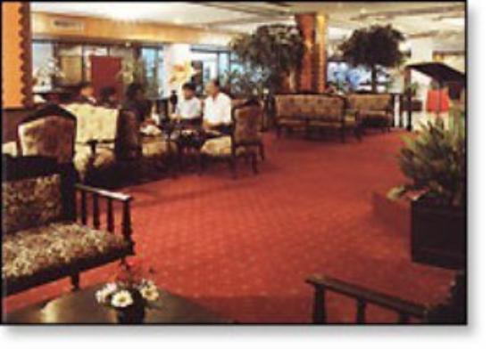 Eurasia Bangkok Hotel: Exterior