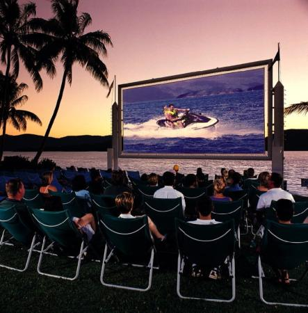 Daydream Island Resort & Spa: Cinema Lge