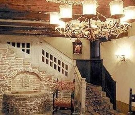 Palazzo Priuli: Interior