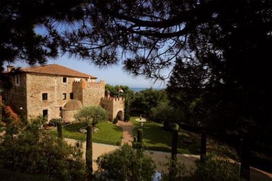 Photo of Castell de l'Oliver Barcelona