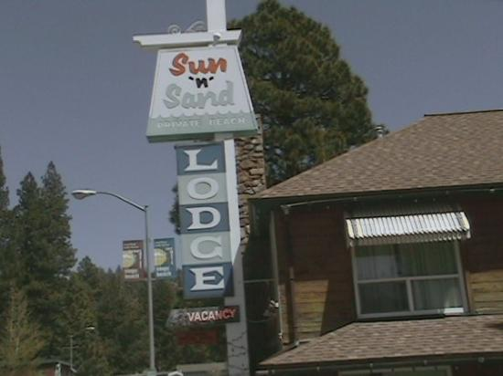 Sun-n-Sand Lodge: Stationery
