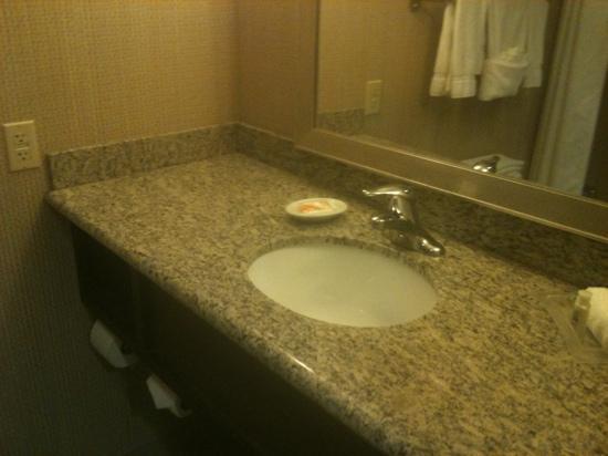 Holiday Inn Hotel & Suites Phoenix Airport : genügend Platz