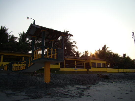 San Luis Talpa, Ελ Σαλβαδόρ: Frente Hotel