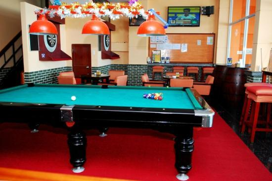 Pool table and dart boards picture of lucys sports bar and hotel lucys sports bar and hotel pool table and dart boards watchthetrailerfo