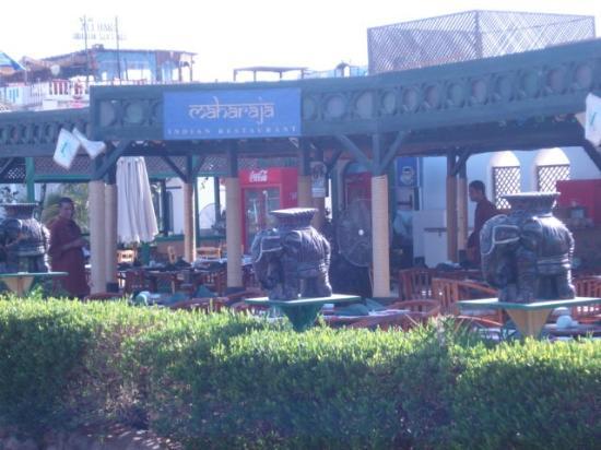 Kanabesh Hotel Naama Bay : Restaurant
