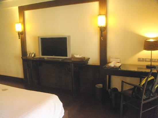 Bodhi Serene Hotel: Room 124