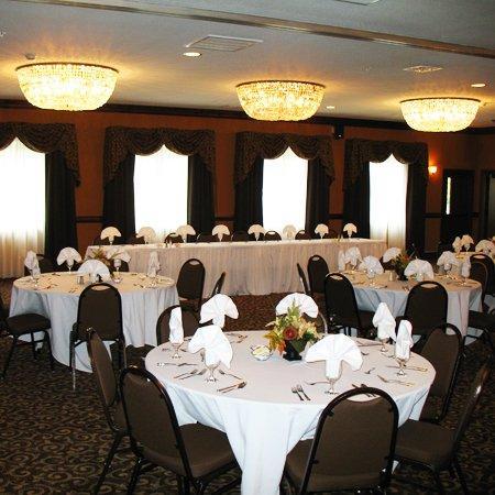 Mountain Lodge: Meeting Room