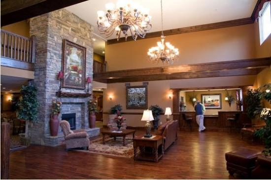 Mountain Lodge: Lobby