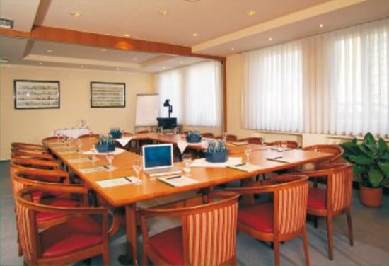 Hotel am Lunik Park: Meetingroom