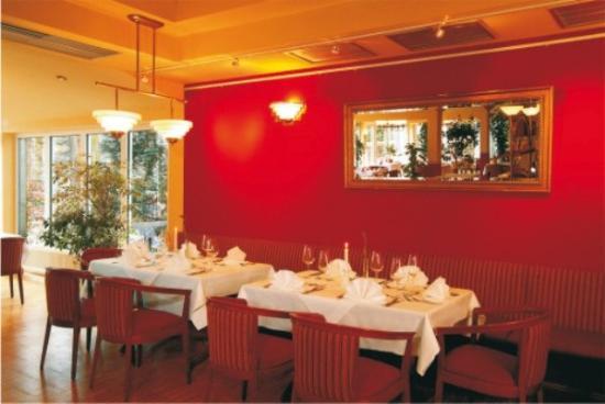 Hotel am Lunik Park: Restaurant