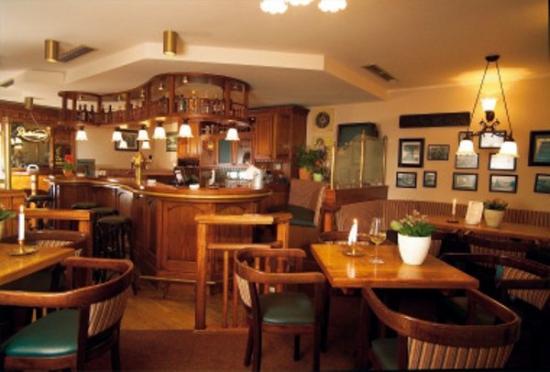 Hotel am Lunik Park: Bar