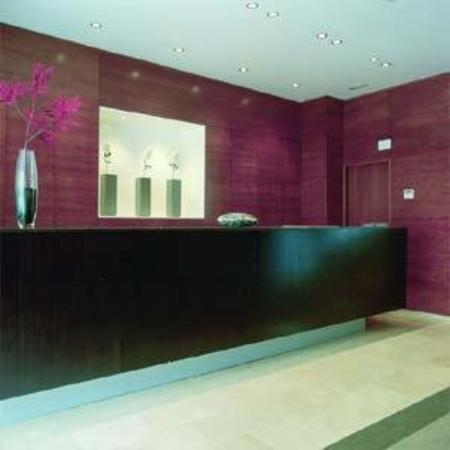 Hotel Nou Petrer: Reception