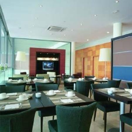 Hotel Nou Petrer: Restaurant