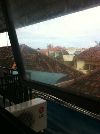 Asana Agung Putra Bali: View from our room