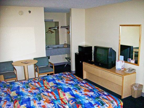 Motel 6 Chandler: Guest Room -King-