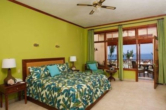 Moon Dance Cliffs: Caribbean View Hotel Room