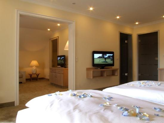 Maximilian Quellness- und Golfhotel: Max Suite